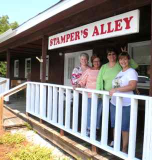Stampers Alley